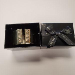 NIB Victoria's Secret Hinged Cuff Bracelet